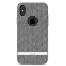Чехол Moshi Vesta для iPhone Xs Max, серый, фото 1