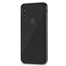 Чехол Moshi Vitros для iPhone XS Max, прозрачный/чёрный, фото 1