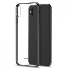 Чехол Moshi Vitros для iPhone XS Max, прозрачный/чёрный, фото 2
