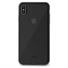 Чехол Moshi Vitros для iPhone XS Max, прозрачный/чёрный, фото 3