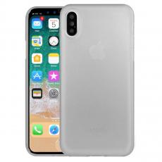 Чехол Uniq Bodycon для iPhone X и XS, прозрачный, фото 1