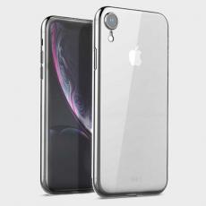 Чехол Uniq Bodycon для iPhone XR, прозрачный, фото 1