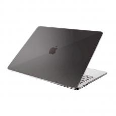 Чехол Uniq HUSK Pro INVISI для Macbook Pro 15 (2016/2018), прозрачный черный, MP15(2016)-HSKPCLRB, фото 1