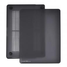 Чехол Uniq HUSK Pro INVISI для Macbook Pro 15 (2016/2018), прозрачный черный, MP15(2016)-HSKPCLRB, фото 2