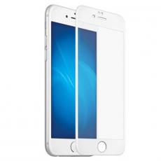 Защитное стекло 5D 9H для iPhone 7 Plus, белый, фото 1