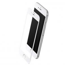 Защитное стекло 5D 9H для iPhone 7 Plus, белый, фото 2