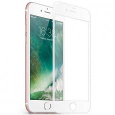 Защитное стекло 5D 9H для iPhone 7 Plus, белый, фото 3