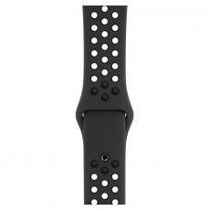 """Apple Watch Nike+, 44 мм, Series 4, корпус из алюминия цвета """"серый космос"""", спортивный ремешок Nike цвета """"антрацитовый/чёрный"""", фото 3"""