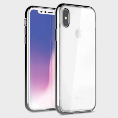 Чехол Uniq Glacier Xtreme для iPhone XS Max, серебристый, фото 1