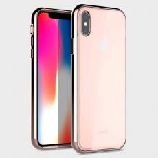 Чехол Uniq Glacier Xtreme для iPhone XS Max, золотистый, фото 1