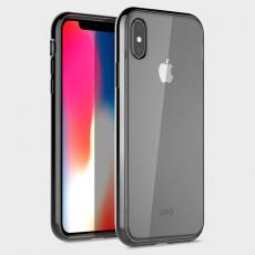 Чехол Uniq Glacier Xtreme для iPhone XS Max, чёрный, фото 1