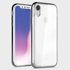 Чехол Uniq Glacier Xtreme для iPhone XR, серебристый, фото 1