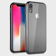 Чехол Uniq Glase для iPhone XR, прозрачный, фото 1