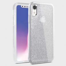 Чехол Uniq Clarion Tinsel для iPhone XR, прозрачный, фото 1