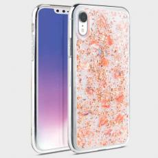 """Чехол Uniq Lumence для iPhone XR, """"розовое золото"""", фото 1"""
