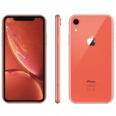 Apple iPhone XR, 64 ГБ, коралловый, фото 5