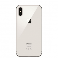 Apple iPhone Xs 64GB, серебристый, фото 3