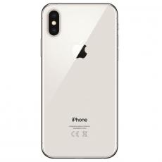Apple iPhone Xs Max 64GB, серебристый, фото 3