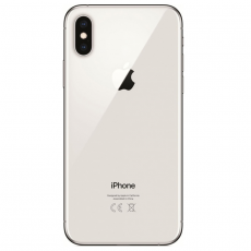 Apple iPhone Xs Max 256GB, серебристый, фото 3
