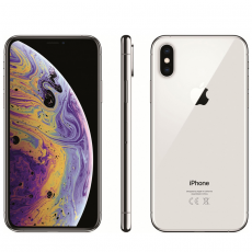 Apple iPhone Xs Max, 64 ГБ, серебристый, фото 5