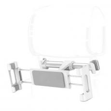 Автомобильный держатель Baseus Back Seat Car Mount Holder, белый, фото 2