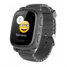 Детские умные часы Elari KidPhone 2, черный, фото 1