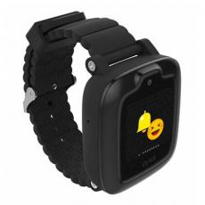 Детские умные часы Elari KidPhone 3G (с Алисой), чёрный, фото 1