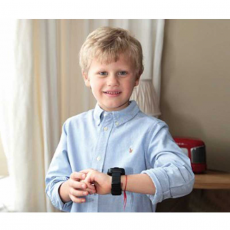 Детские умные часы Elari KidPhone 3G (с Алисой), чёрный, фото 4
