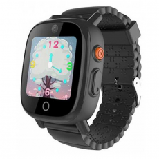 Детские часы-телефон Elari Fixitime 3, черный, фото 1