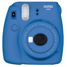 Моментальная фотокамера Fujifilm Instax MINI 9, синий, фото 1