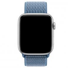 Ремешок Apple спортивный для Apple Watch 44 мм, лазурная волна, фото 3