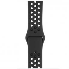 Спортивный ремешок Nike для Apple Watch 44 мм, чёрный, фото 2