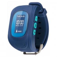 "Часы-телефон с GPS-трекером ""Кнопка жизни"" K911, синий, фото 1"