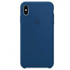 Чехол Apple силиконовый для iPhone XS Max, морской горизонт, фото 1