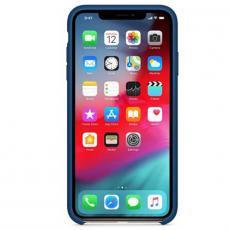 Чехол Apple силиконовый для iPhone XS Max, морской горизонт, фото 2
