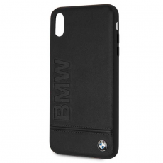 Чехол BMW Signature для iPhone XS Max, чёрный, фото 1