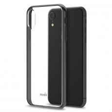 Чехол Moshi Vitros для iPhone XR, прозрачный/чёрный, фото 2