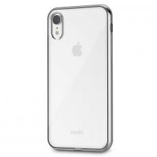 Чехол Moshi Vitros для iPhone XR, прозрачный/серебряный, фото 3