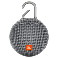 Акустическая система JBL CLIP 3, серый, фото 1
