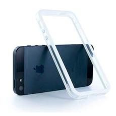 Бампер для iPhone 5, 5S, SE, прозрачный, фото 1