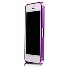 Бампер для iPhone 5, 5S, SE, фиолетовый, фото 1