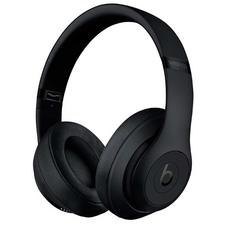 Беспроводные мониторные наушники Beats Studio3, чёрные, фото 1