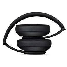 Беспроводные мониторные наушники Beats Studio3, чёрные, фото 3