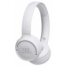 Беспроводные наушники JBL Tune 500BT,  белый, фото 1
