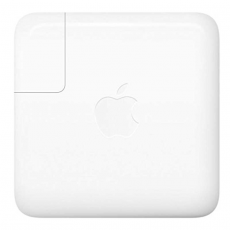 Блок питания для Mac Apple 61 W, USB-C, белый, фото 1