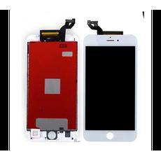 Дисплейный модуль для iPhone 6 Plus, восстановленный оригинал, белый, фото 1