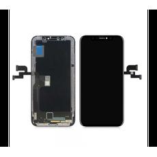 Дисплейный модуль для iPhone X, восстановленный оригинал, чёрный, фото 1