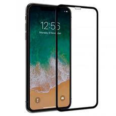 Защитное стекло 2,5D 9H для iPhone XR, чёрный, фото 1