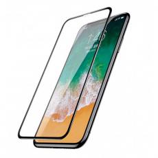Защитное стекло Baseus 0.23mm, 3D Tempered Glass HD для iPhone X/XS, чёрный, фото 1