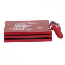 Игровая консоль PlayStation 4 Pro 1TB Spider-man, красный, фото 4